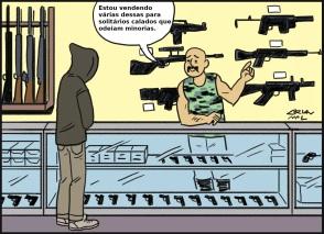 controle de armas