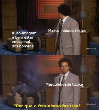masculinidade tóxica