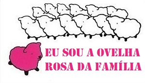 ovelha rosa