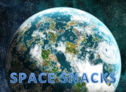 Space Snacks 2
